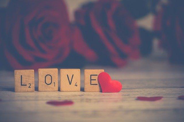 l'amour, saint valentin, coeur
